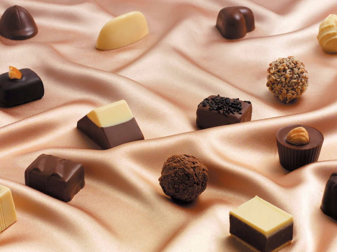 Butlers Chocolates Packaging