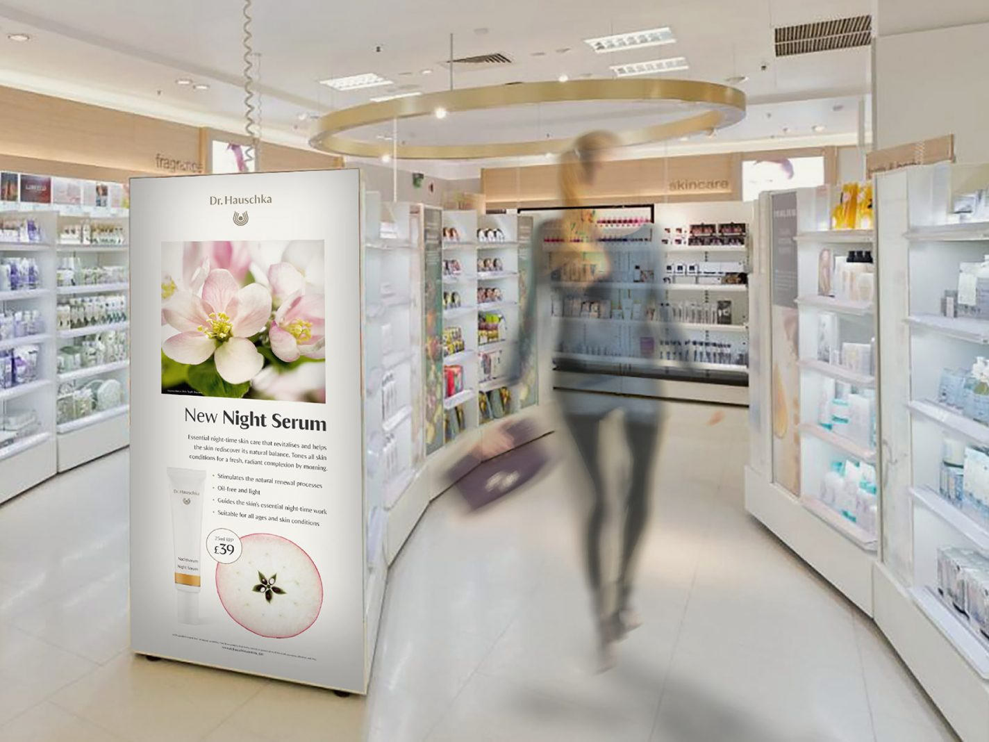 Dr. Hauschka Interior Store
