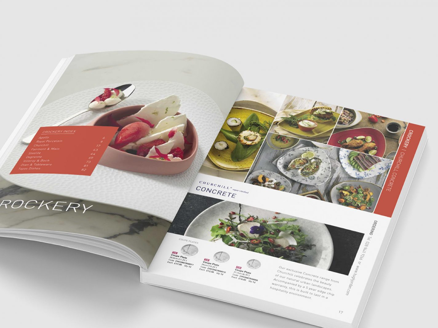 Hugh Jordan Brochure Catalog